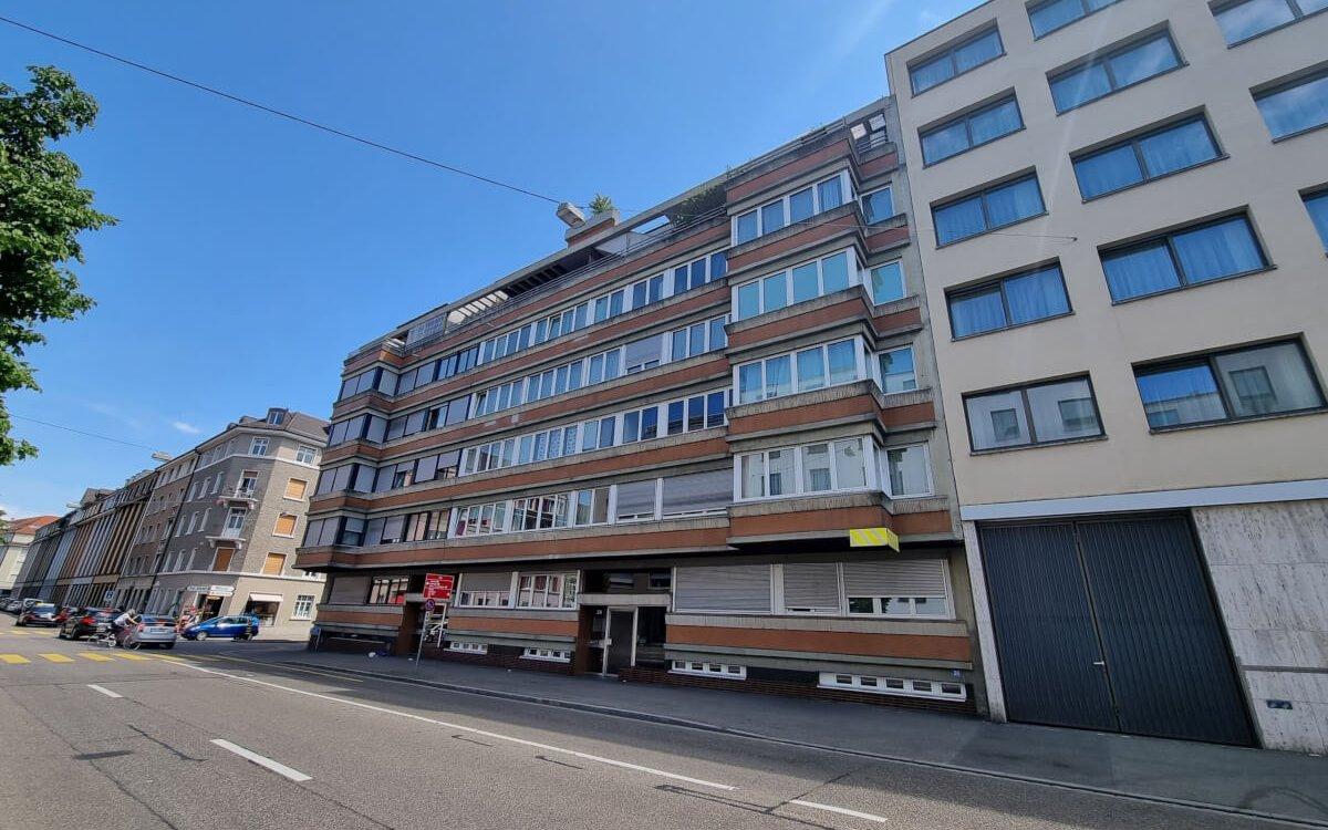 2-Zimmerwohnung in Basel Heiri Architektur + Immobilien AG - Grenchen, Solothurn