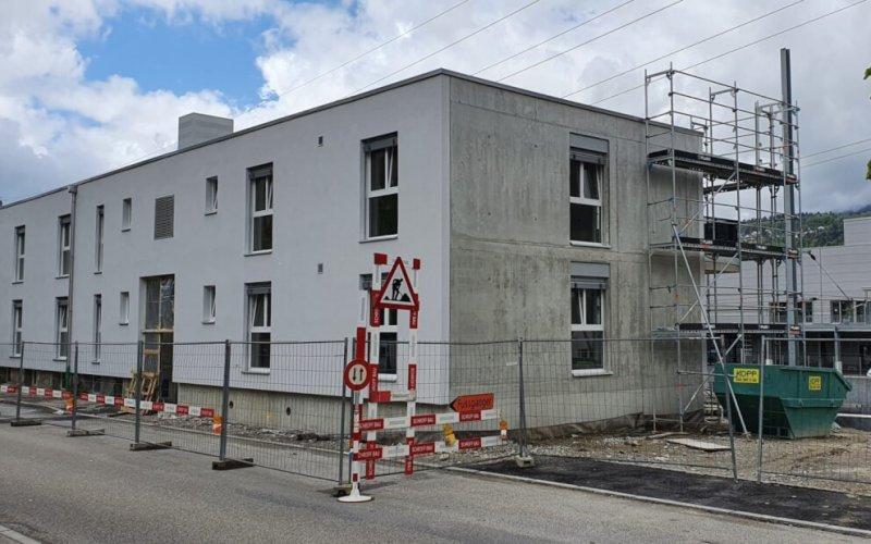 Umbau und Aufstockung MFH Biel