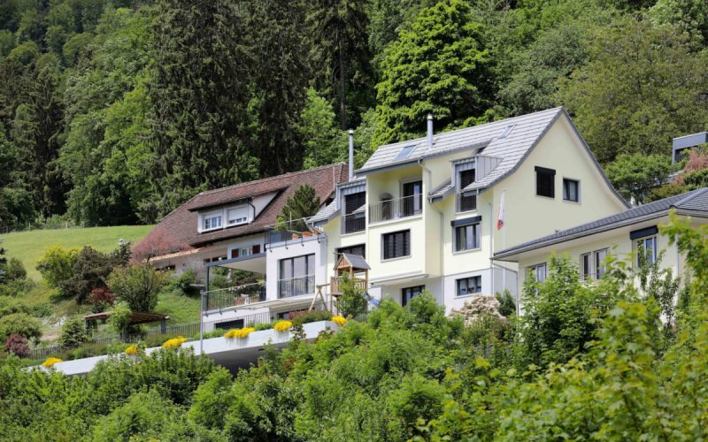 MFH Grenchen_An und Umbau Heiri Architektur Immobilien Bettlach Solothurn