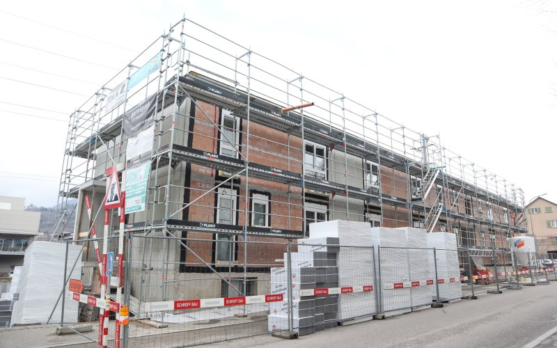 Neubau Mehrfamilienhaus Biel