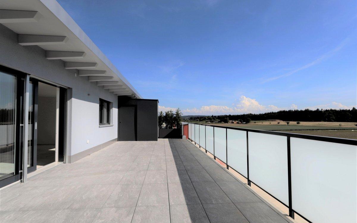 Wachtelweg 1+2 - Haerkingen, 2.5-ZWG Attika Haus 2 Heiri Architektur + Immobilien AG, Bettlach, Grenchen Solothurn